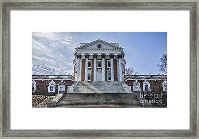 Afternoon Rotunda Framed Print