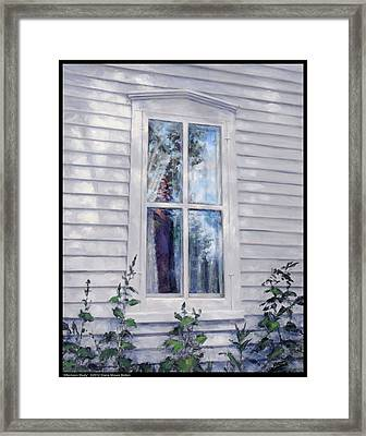 Afternoon Study Framed Print