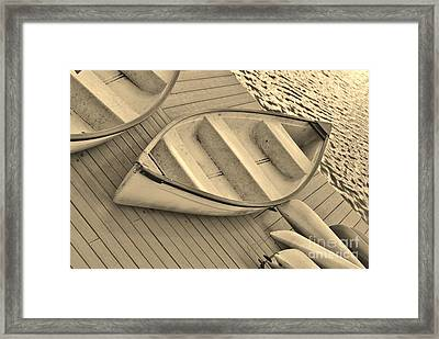 Afterwards Framed Print