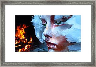 Ag716 Framed Print