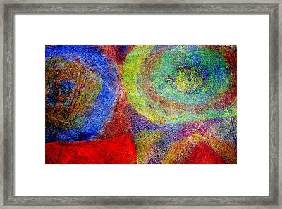 Sisyphus Up Close Framed Print