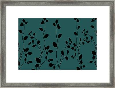 Against The Blue Sky Framed Print by Chastity Hoff