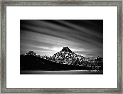 Against The Sky Framed Print by Dan Jurak