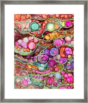 Agate Beach II Framed Print