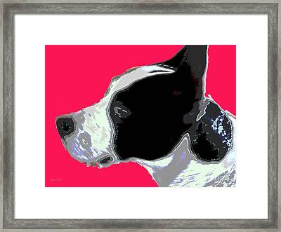 Agatha 1 Framed Print