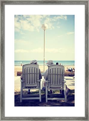 Ageless Love Framed Print
