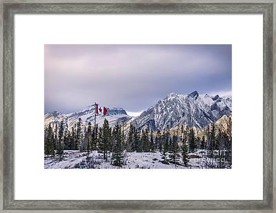 Ageless Northern Spirit Framed Print