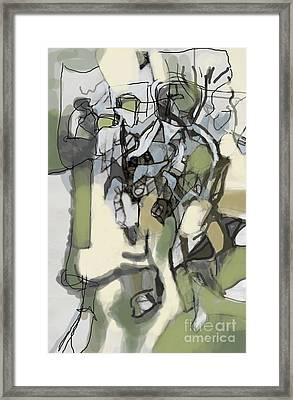 Self-renewal 15f Framed Print by David Baruch Wolk