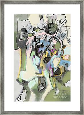 Self-renewal 15g Framed Print by David Baruch Wolk