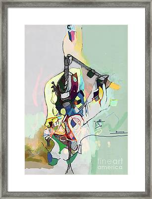 Self Renewal 18c Framed Print