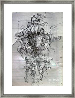 Self-renewal 2 Framed Print