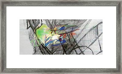 Self-renewal 23aa Framed Print by David Baruch Wolk