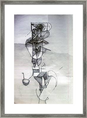 Self-renewal 3 Framed Print
