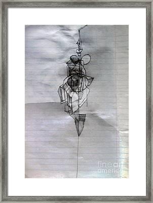Self-renewal 5 Framed Print