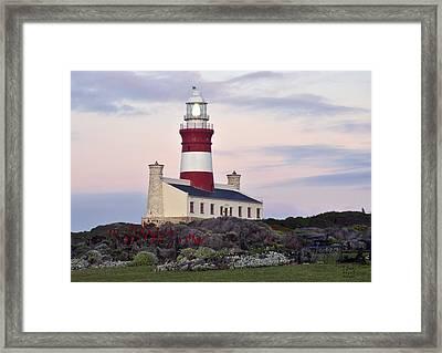 Agulhas Lighthouse Framed Print by Tom Hudson
