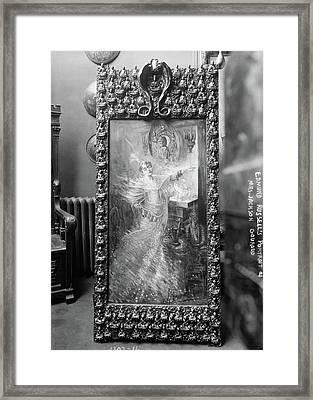 Aim�e Crocker (1864-1941) Framed Print