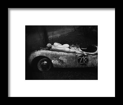 Oldtimer Framed Prints