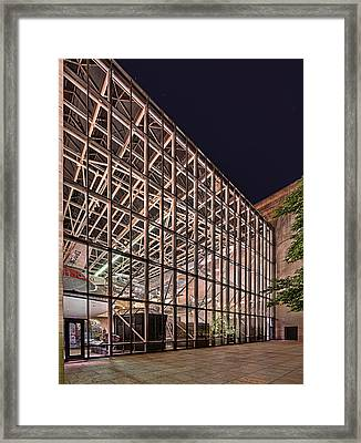 Air And Space Museum Flight Framed Print by Metro DC Photography
