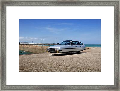 Air Cx Framed Print by Sylvain Viau