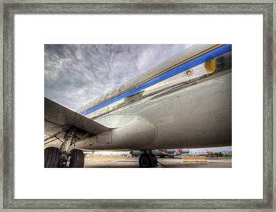 Air Force 2 Framed Print