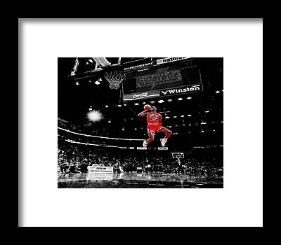 Air Jordan Framed Prints b2163cb2f