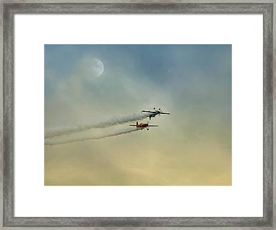 Air Show #35 Framed Print