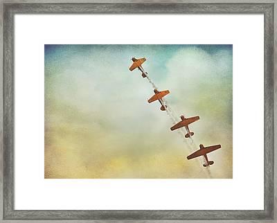 Air Show #40 Framed Print