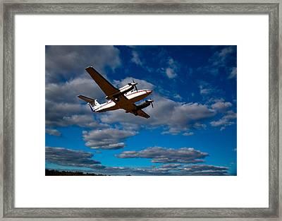 Airborne Doctors Framed Print