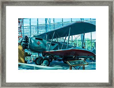 Airmail Framed Print by Rich Priest