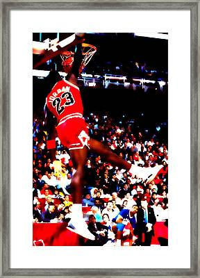Airness Framed Print by Brian Reaves