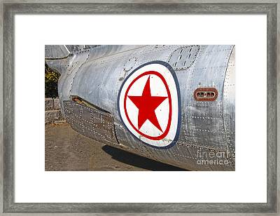 Airplane - 13 Framed Print by Gregory Dyer