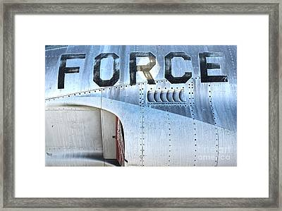 Airplane - 17 Framed Print by Gregory Dyer