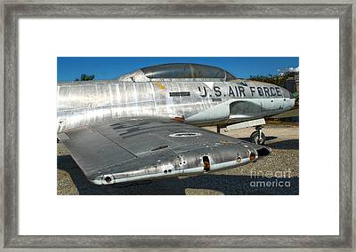 Airplane - 20 Framed Print by Gregory Dyer