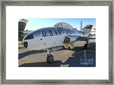 Airplane - 10 Framed Print by Gregory Dyer