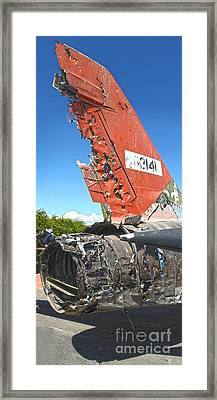 Airplane Graveyard - 22 Framed Print by Gregory Dyer
