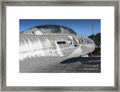 Airplane Graveyard - 04 Framed Print by Gregory Dyer