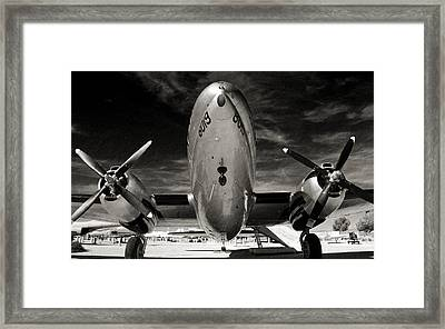 Airplane Framed Print