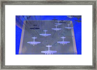 Airplanes 1 Framed Print by Randall Weidner