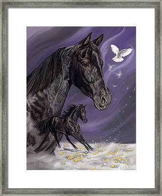 Airy's Dream Framed Print