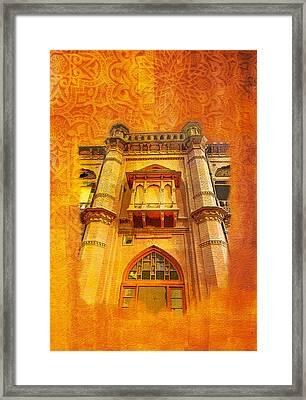 Aitchison College Framed Print by Catf