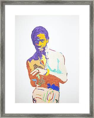 Al Green Framed Print