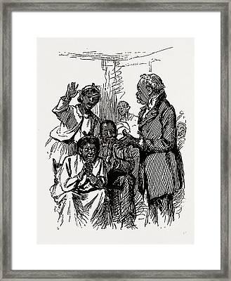 Alabama, Agricultural Workers, Dar, Now, Bill Framed Print