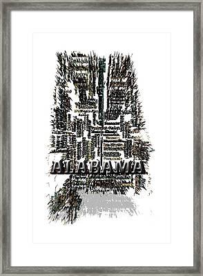 Alabama Framed Print