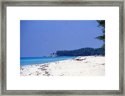 Alabama Gulf Coast Framed Print by Retro Images Archive