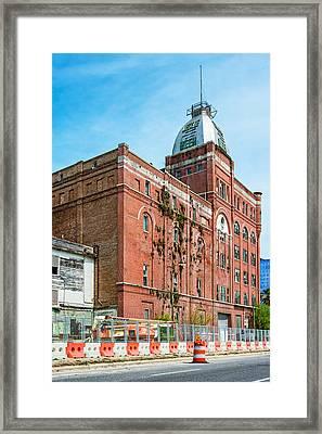 Alas Poor Dixie Beer Framed Print by Steve Harrington