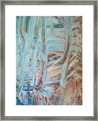 Alaska Framed Print by Artist Ai