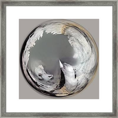 Alaska Iceberg 602 Framed Print