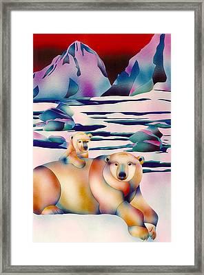 Alaska Spirit Framed Print