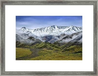 Alaskan Dream Framed Print by Rick Berk