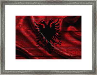 Albania Framed Print by Joe Hamilton